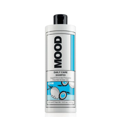 MOOD SHAMPOO DAILY CARE 400 ML