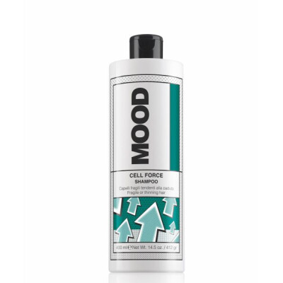 MOOD SHAMPOO CELL FORCE 400 ML