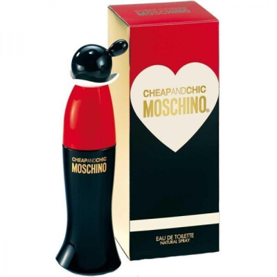 CHEAP AND CHIC MOSCHINO EDT SPRAY 100 ML