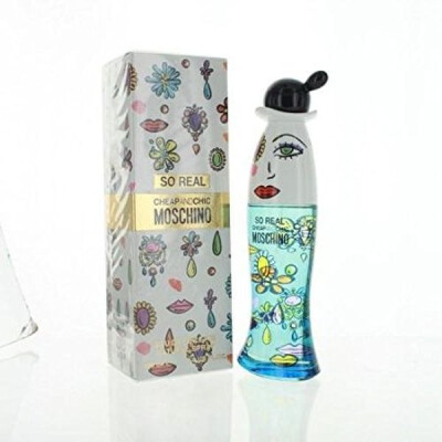 MOSCHINO C&C SO REAL EDT 30 ML