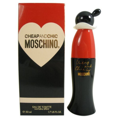 MOSCHINO CHEAP AND CHIC EDT 30 ML