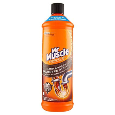 MR MUSCOLO IDRAULICO GEL 1000 ML.