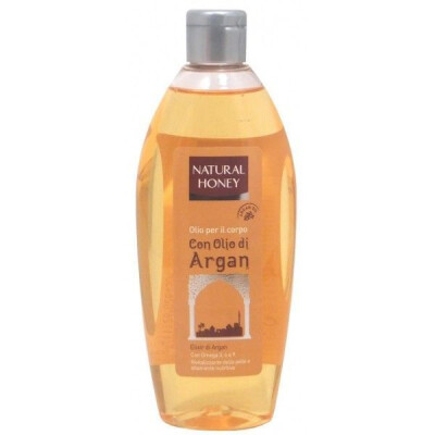 NATURAL HONEY OLIO CORPO ARGAN 300 ML