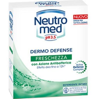 NEUTROMED DETERGENTE INTIMO FRESCHEZZA E ANTIBATTERICO 200 ML