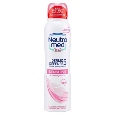 NEUTROMED DEO SPRAY 48H SENSITIVE 150ML