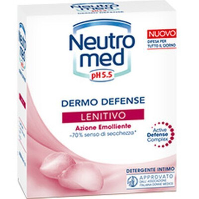 NEUTROMED DETERGENTE INTIMO LENITIVO 200 ML