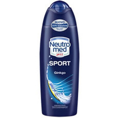 NEUTROMED DOCCIASCHIUMA SHAMPOO SPORT FOR MEN 250 ML