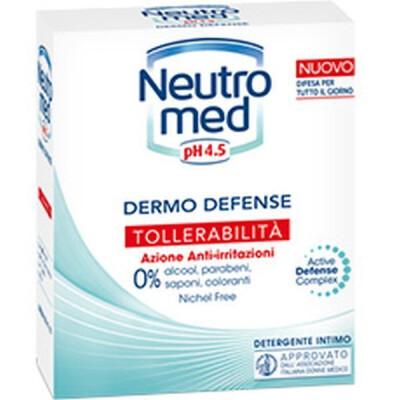 NEUTROMED DETERGENTE INTIMO TOLLERABILITA' 200 ML