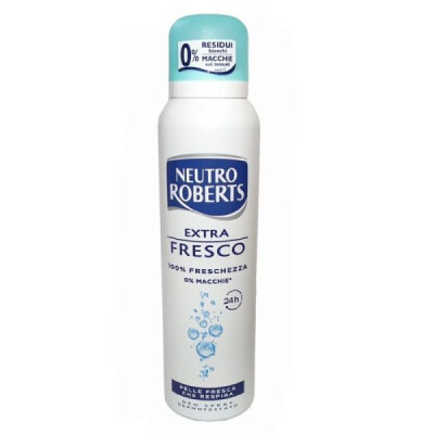 NEUTRO ROBERTS DEODORANTE SPRAY FRESCO 150 ML