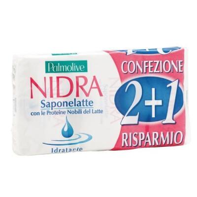 NIDRA SAPONETTE 2+1 PZ OMAGGIO 90 GR