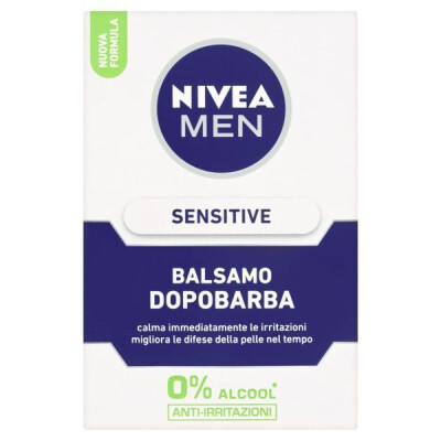NIVEA MEN AFTER SHAVE SENSITIVE BALSAMO DOPOBARBA 100 ML
