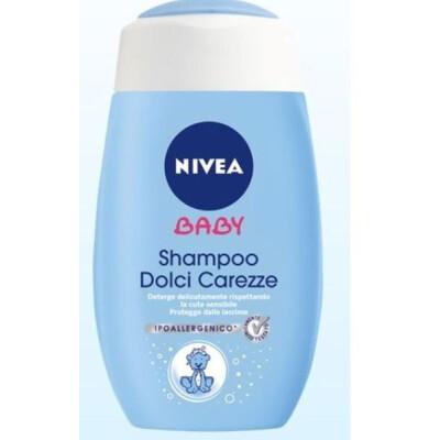 NIVEA BABY SHAMPOO DOLCI CAREZZE 200 ML