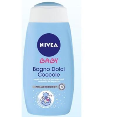 NIVEA BABY BAGNO DOLCI COCCOLE 500 ML