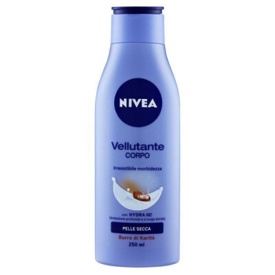 NIVEA CREMA BODY FLUIDA VELLUTANTE 250 ML