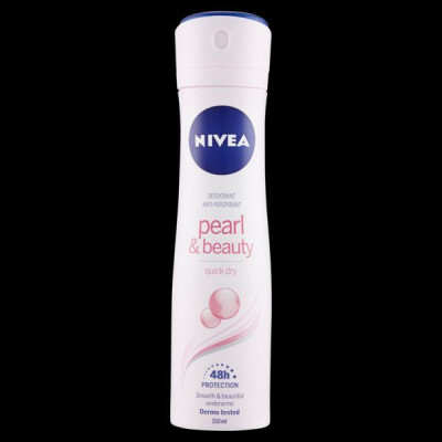 NIVEA PEARL & BEAUTY DEODORANTE SPRAY ML 150