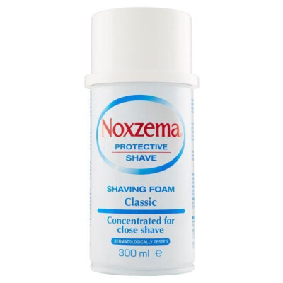 NOXZEMA SCHUMA DA BARBA SHAVING FOAM CLASSIC 300 ML