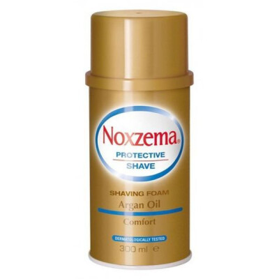 NOXZEMA SCHIUMA DA BARBA ARGAN OIL ORO 300 ML