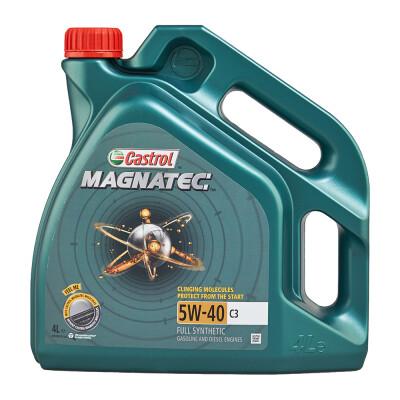 OLIO CASTROL MAGN 5W-40 C3 4L