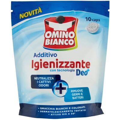 OMINO BIANCO  IDROCAPS IGIENIZZANTE 10 PZ
