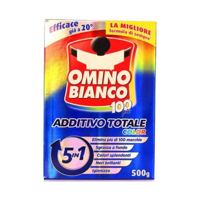 OMINO BIANCO 100 PIU' ADDITIVO COLOR 600 GR