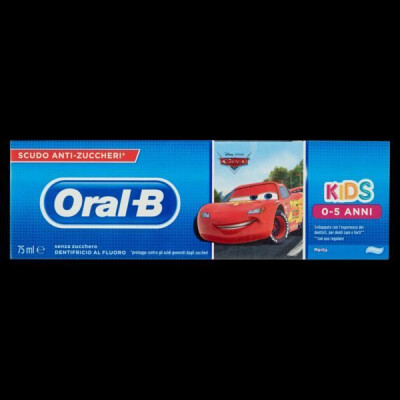 ORAL B DENTIFRICIO BIMBI 75 ML.