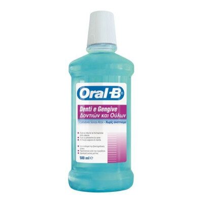 ORAL B COLLUTORIO DENTI E GENGIVE 500 ML