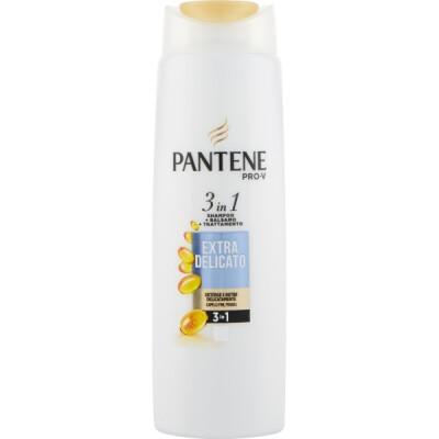 PANTENE SHAMPOO+BALSAMO 2IN1 EXTRA DELICATO 250ML