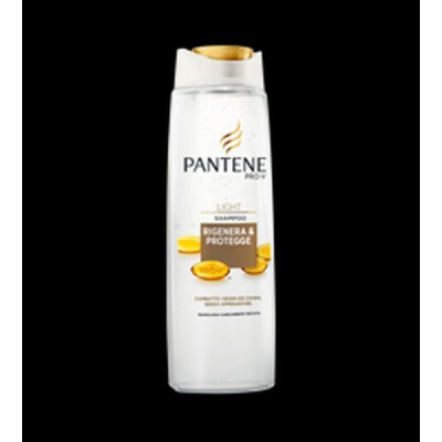 PANTENE RIGENERA&PROTEGGE SHAMPOO LIGHT  250 ML