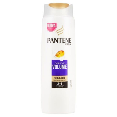 PANTENE SHAMPOO 3 IN 1 CORPO & VOLUME 250 ML