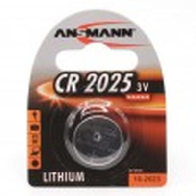 ANSMANN PILA LIHTIUM CR 2025 1PZ