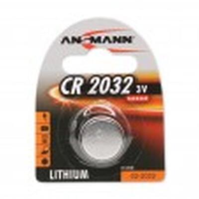 ANSMANN PILA LIHTIUM CR 2032 1PZ