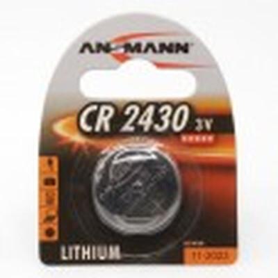 ANSMANN PILA LIHTIUM  CR 2430 1 PZ