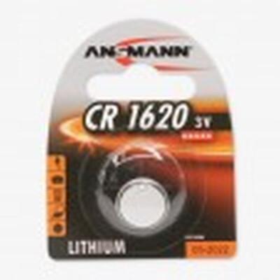 ANSMANN PILA LIHTIUM CR 1620 1 PZ