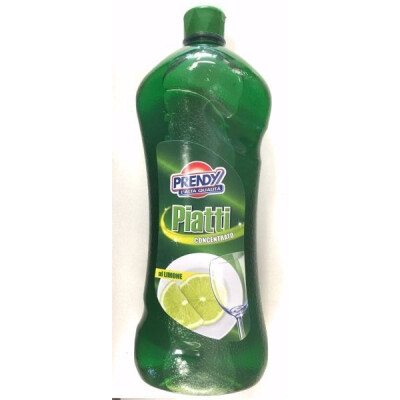 PRENDY DETERSIVO PIATTI LIMONE 1000 ML
