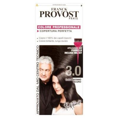 PROVOST COLORE PROFESSIONALE COPERTURA PERFETTA - 3.0 CASTANO SCURO
