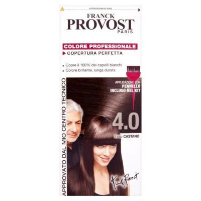 PROVOST COLORE PROFESSIONALE COPERTURA PERFETTA - 4.0 CASTANO