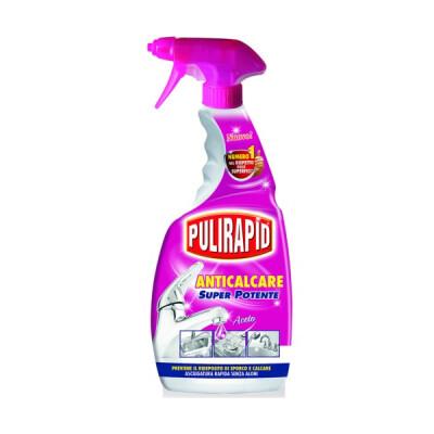 PULIRAPID ANTICALCARE ACETO TRIGGER 500