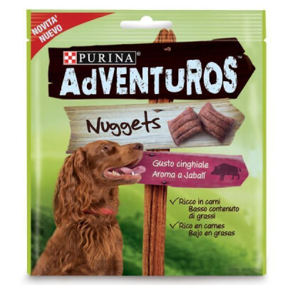 DELIBAKLE CANE SNACK ADVENTUROS 90 GR