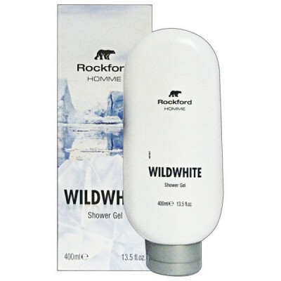 ROCKFORD WILDWHITE SHOWER GEL 400 ML