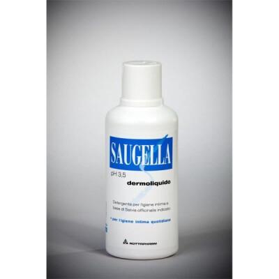 SAUGELLA SAPONE LIQUIDO PH 3.5 ML 500