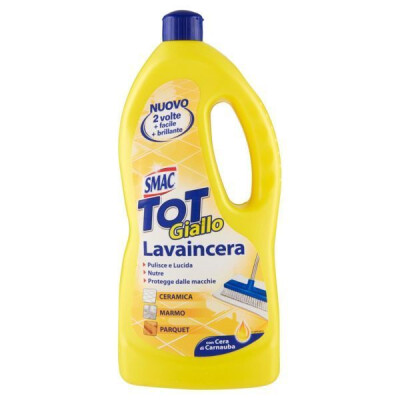 SMAC TOT GIALLO IL LAVAINCERA 1000 ML.