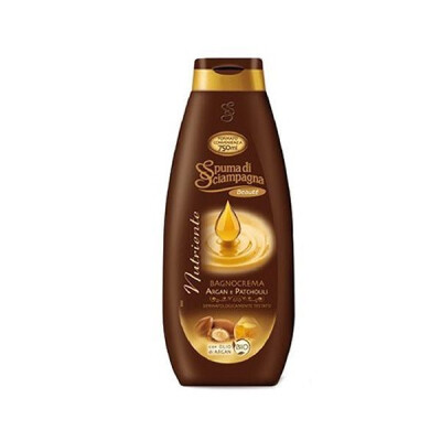 SPUMA DI SCIAMPAGNA BAGNOSCHIUMA ARGAN 750 ML