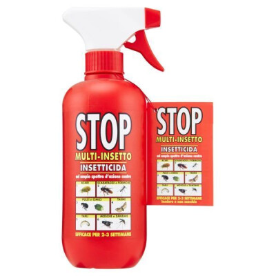 STOP INSETTICIDA MULTI-INSETTO NO GAS 375 ML