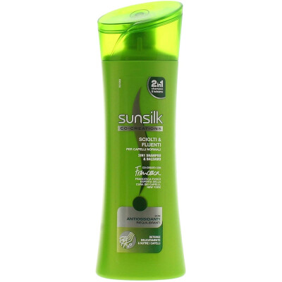 SUNSILK SHAMPOO 2IN1 SCIOLTI E FLUENTI 250 ML