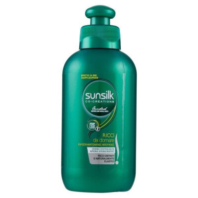 SUNSILK CREMA CAP.MOSSIERICCI 200 ML.