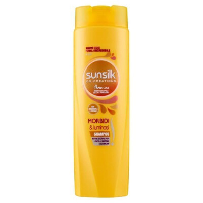 SUNSILK SHAMPOO MORBIDI & LUMINOSI 250ML