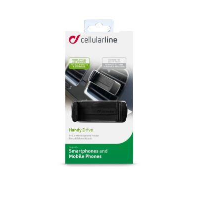Cellularline Supporto smartphone da auto per alette di aerazione Universale