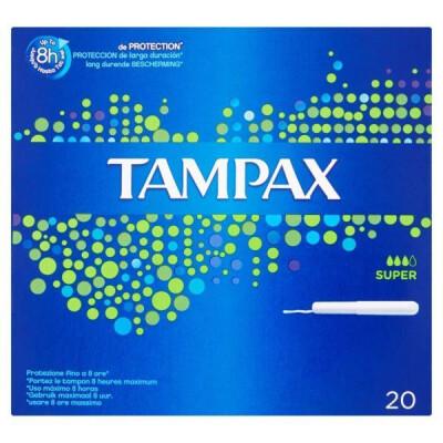 TAMPAX SUPER 20 TAMPONI