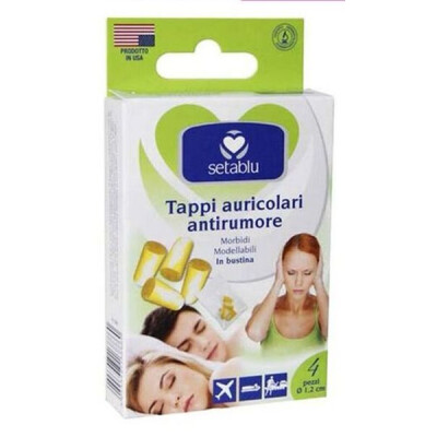TAPPI AURICOLARI ANTI RUMORE LATTICE