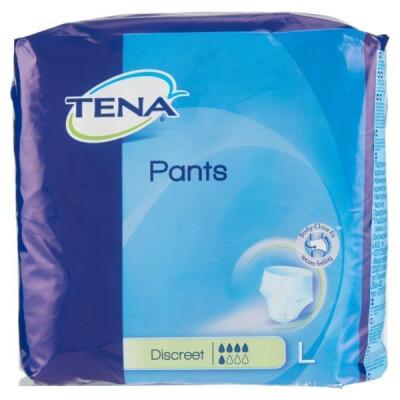 TENA PANTS DISCRET GRANDE 7 PEZZI